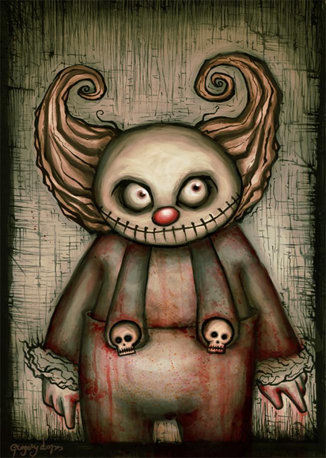 Clown - Greg L.