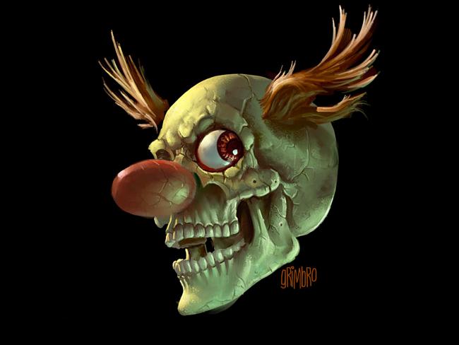 Clown - Grimbro