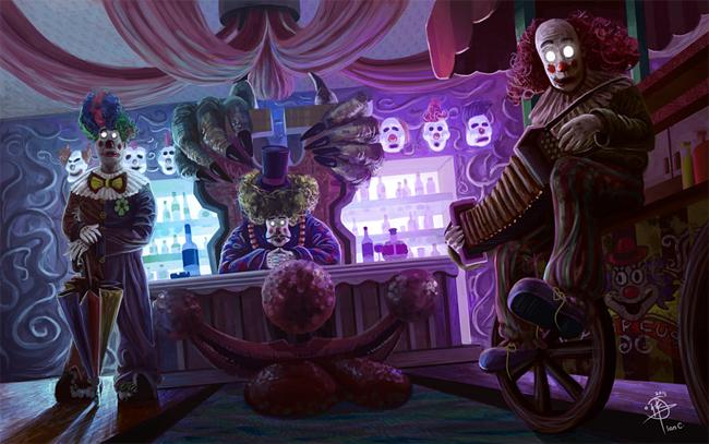 Clown - Ian Jun Wei Chiew