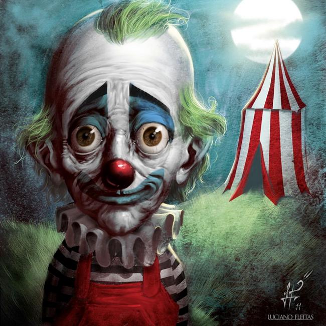 Clown - Luciano Fleitas