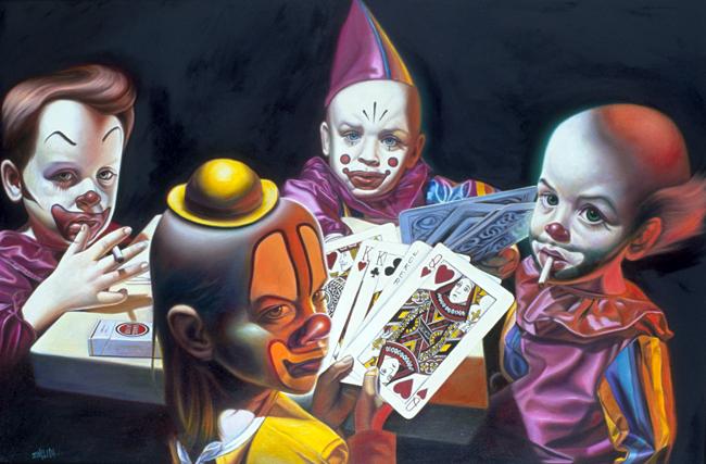 Clown - Ron English
