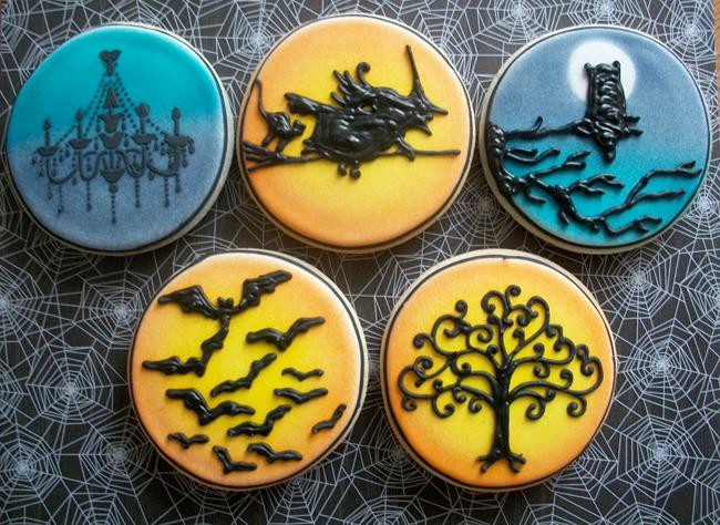 Halloween Cookies - Brenda's Cakes