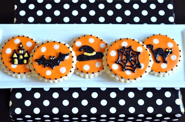 Halloween Cookies - Cakerbelle