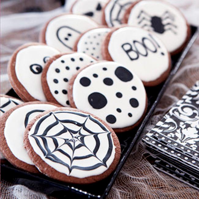 Halloween Cookies - Davis Life Magazine