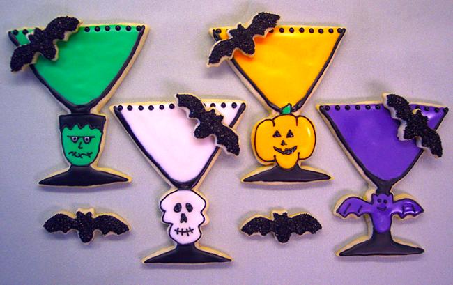 Halloween Cookies - Gemini RJ