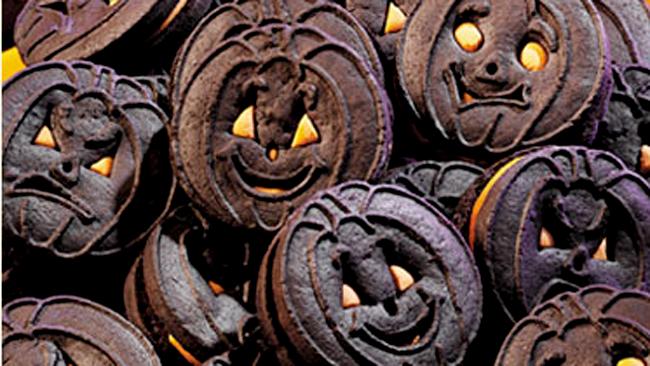 Halloween Cookies - Nikki's Cookies