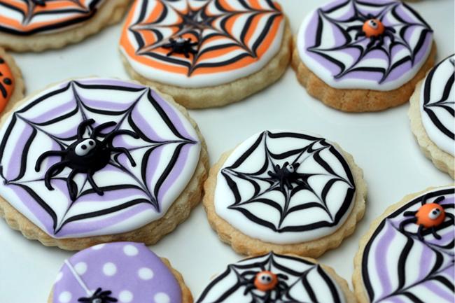 Halloween Cookies - Sweetopia