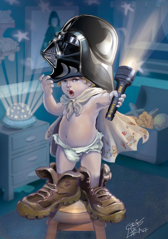 Cris Delara - Baby Vadar