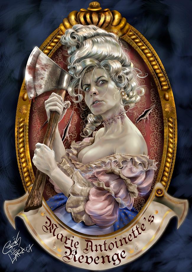 Cris Delara - Marie Antoinette's Revenge