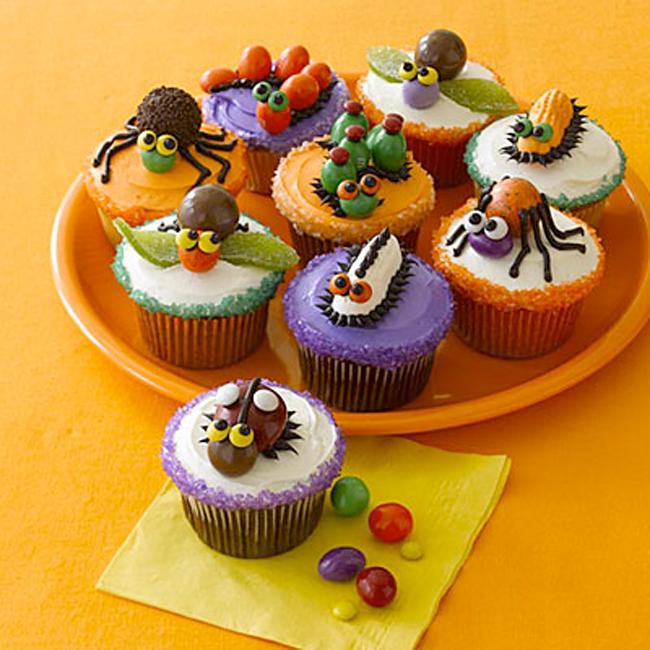 Halloween Cupcakes - AllYou
