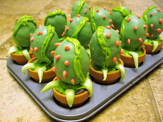 Halloween Cupcakes - Shane's Killer Cupcakes
