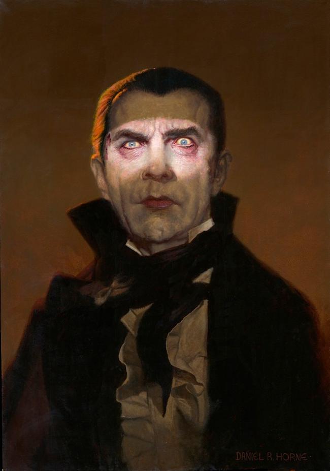 Daniel Horne - Bela Lugosi as Count Mora