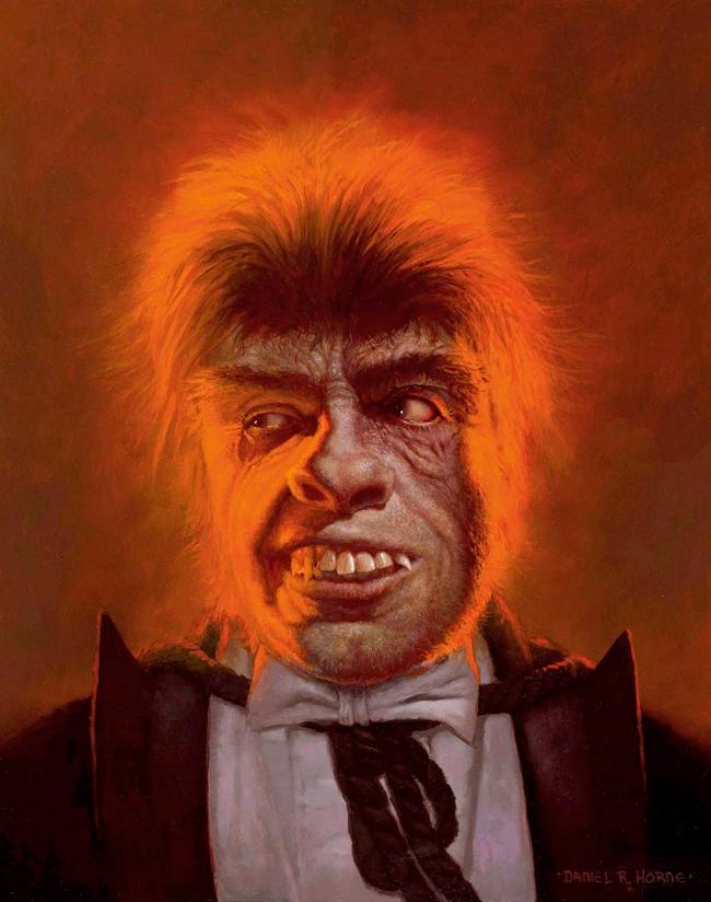 Daniel Horne - Fredric March as Mr. Hyde