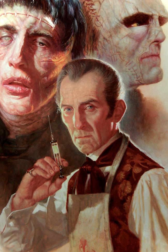 Daniel Horne - Hammer Frankenstein