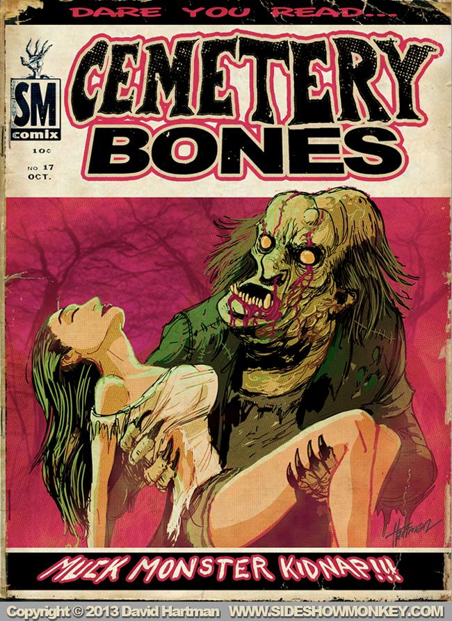 David Hartman - Cemetary Bones 3