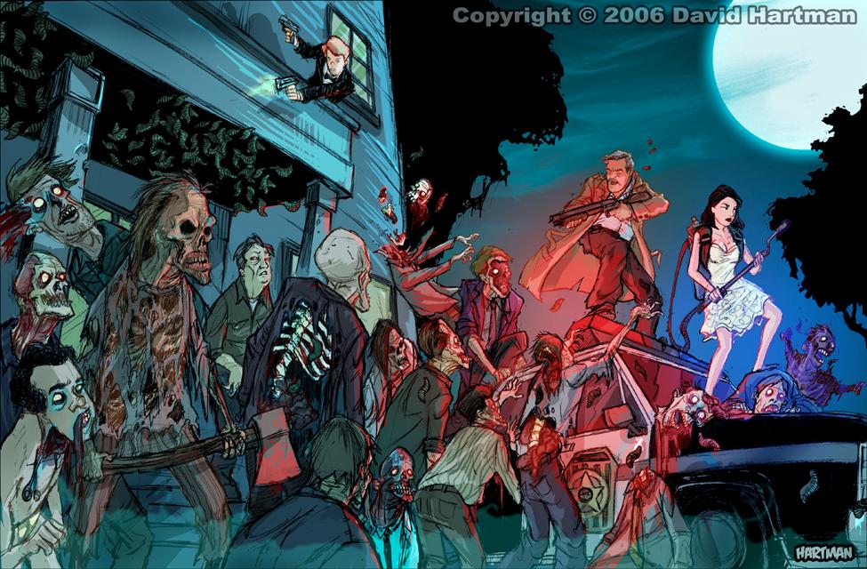 David Hartman - Evil Dead