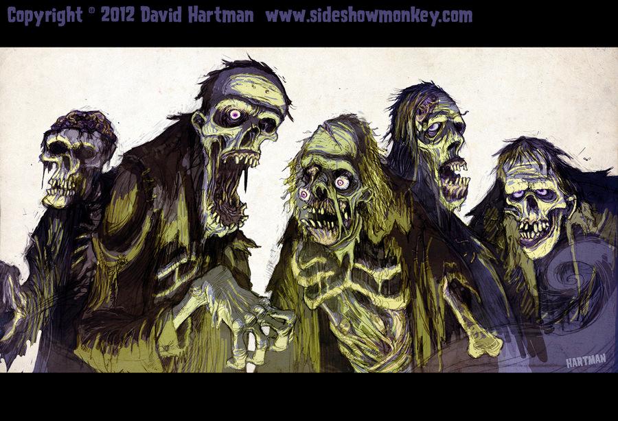 David Hartman - Zombies!