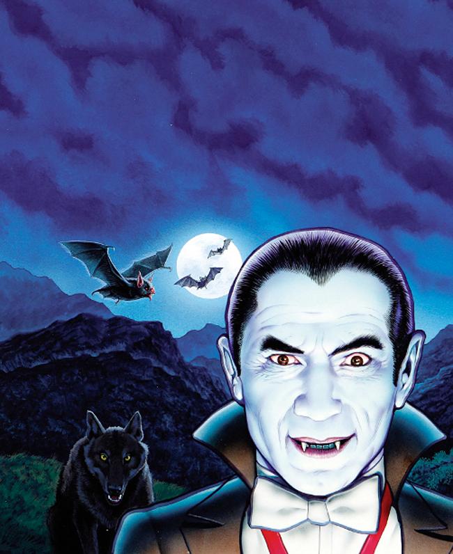 Don Ivan Punchatz - Dracula