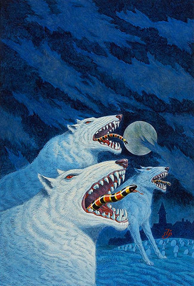 Don Ivan Punchatz - Night's Yawning Peal