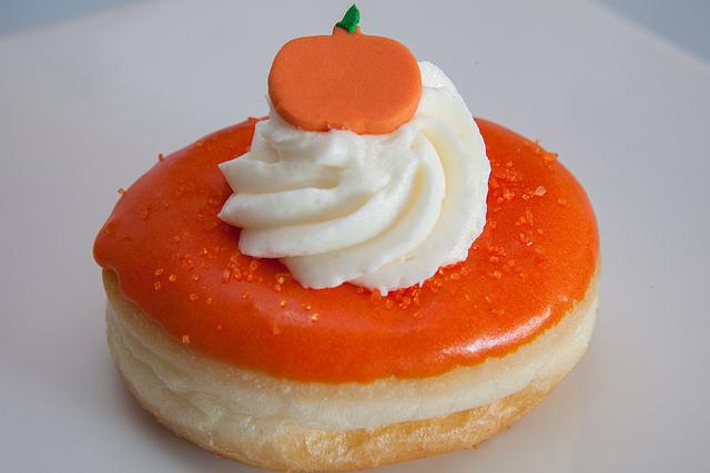 Halloween Doughnuts - Jelly Modern Doughnuts