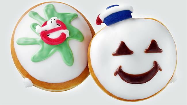 Halloween Doughnuts - Krispy Kreme