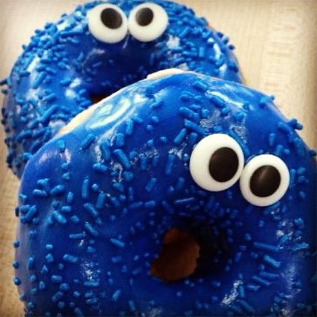 Halloween Doughnuts - Varsity Donuts
