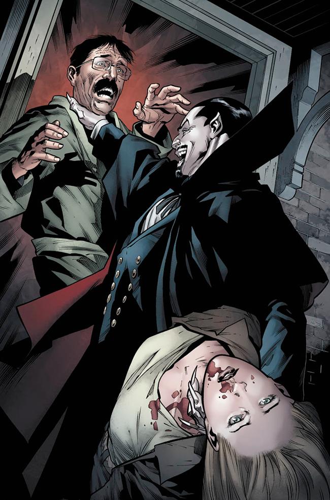 Dracula - Brian Reber