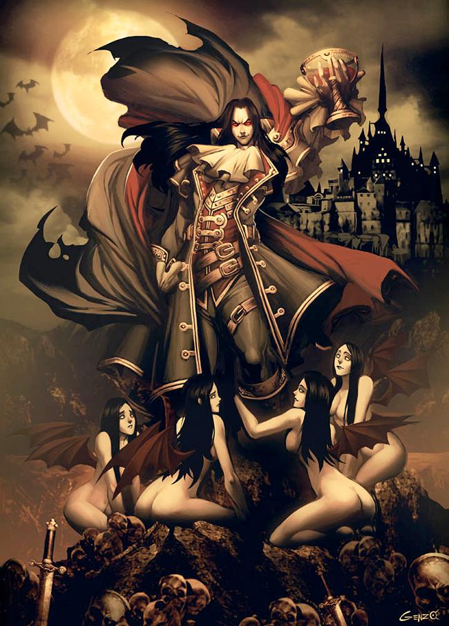 Dracula - Gonzalo Ordóñez Arias