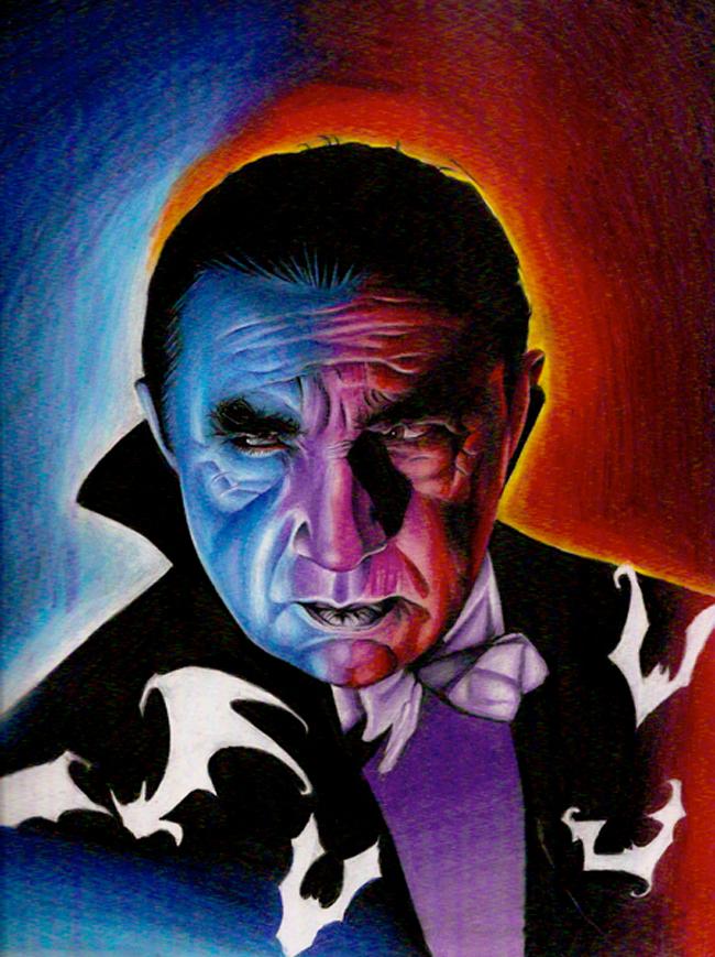 Dracula - Cecil Porter