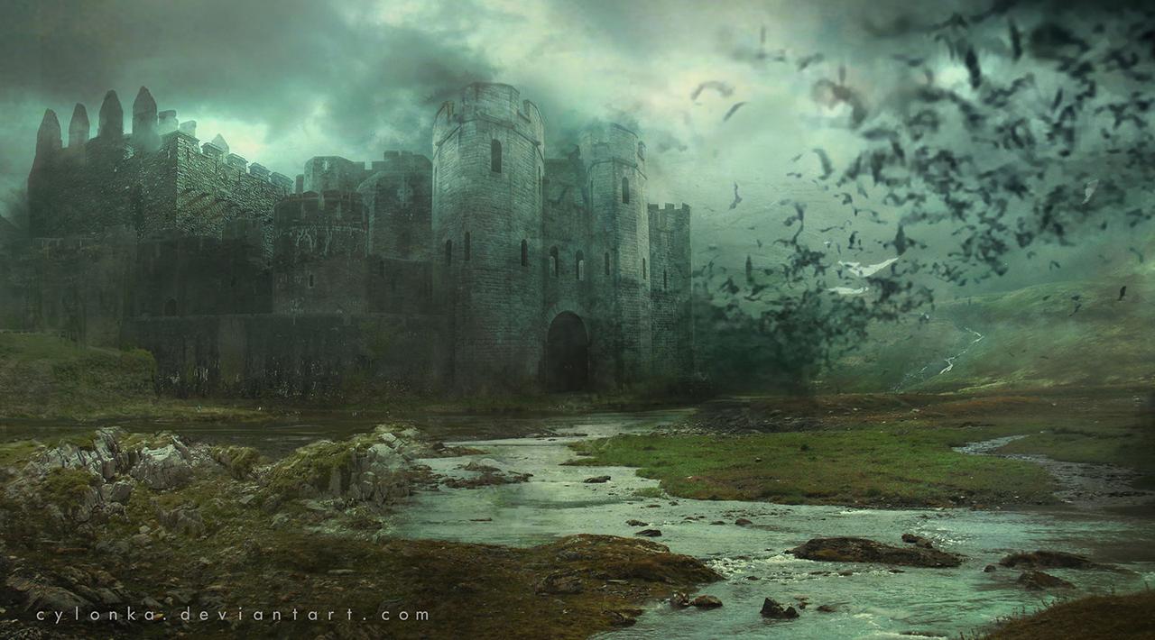 Dracula's Castle - Anna Szwajgier