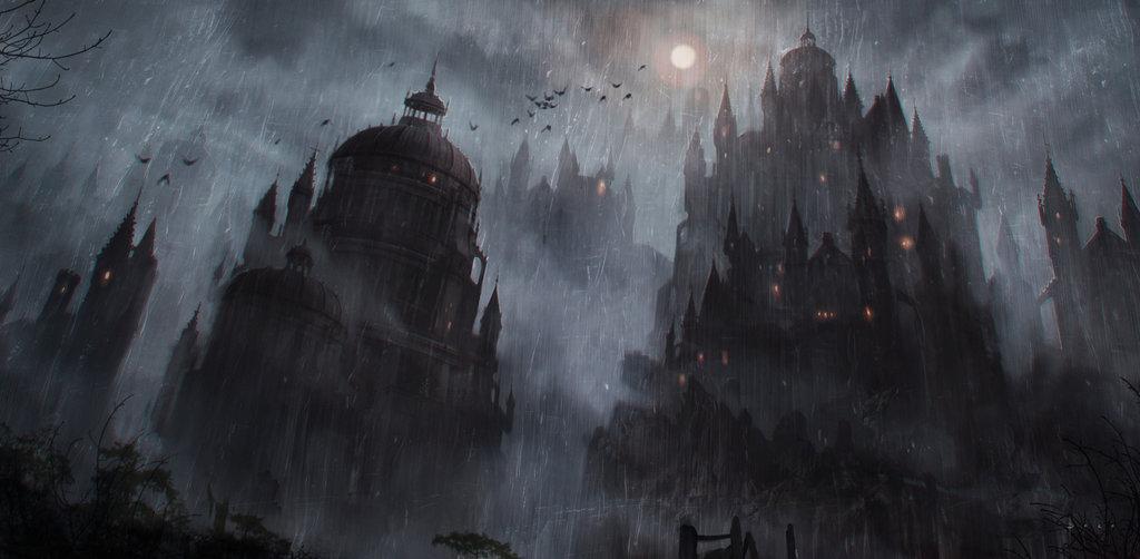 Dracula's Castle - Bram Sels