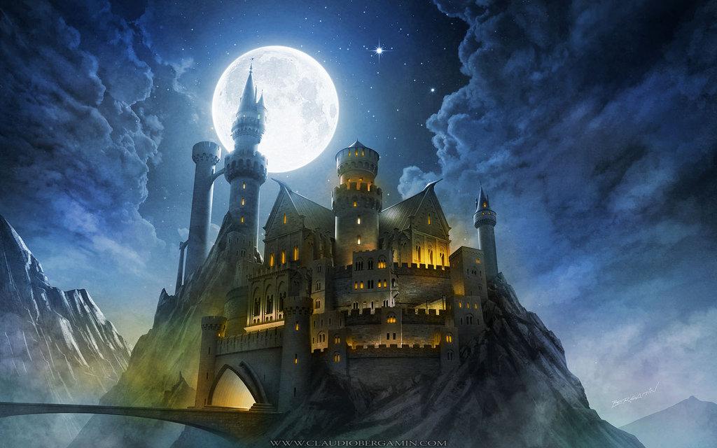 Dracula's Castle - Claudio Bergamin