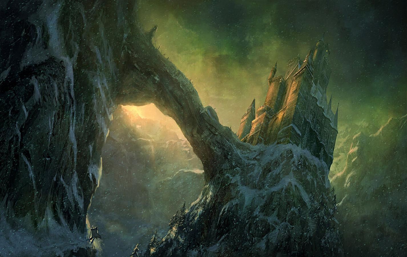 Dracula's Castle - Gaius
