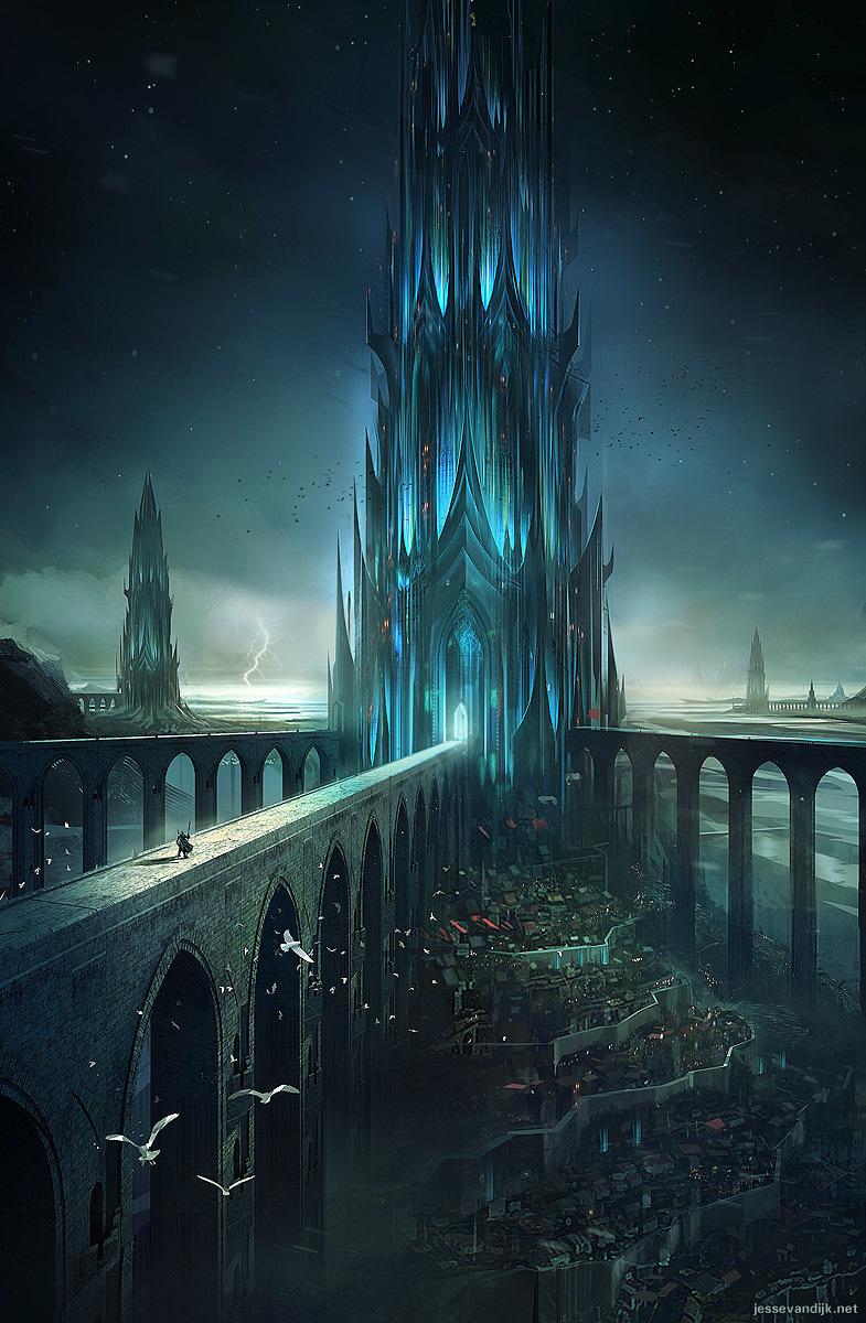 Dracula's Castle - Jesse van Dijk