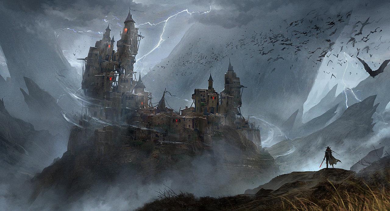 Dracula's Castle - Phuoc Quan