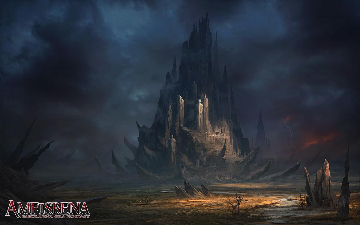 Dracula's Castle - Przemyslaw Krystaszek