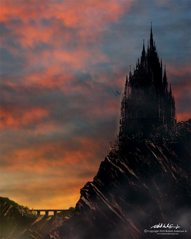 Dracula's Castle - Rob Anderson Jr