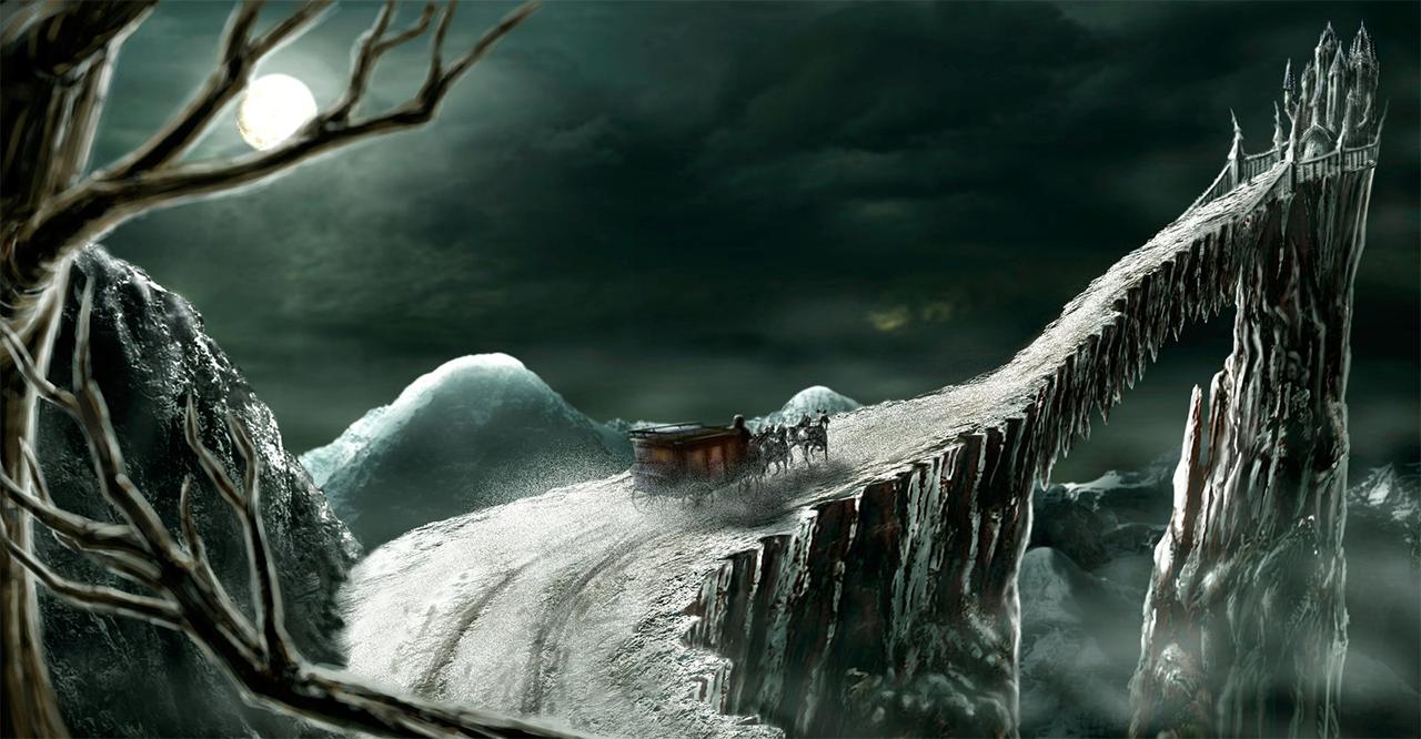 Dracula's Castle - Waiton Fong