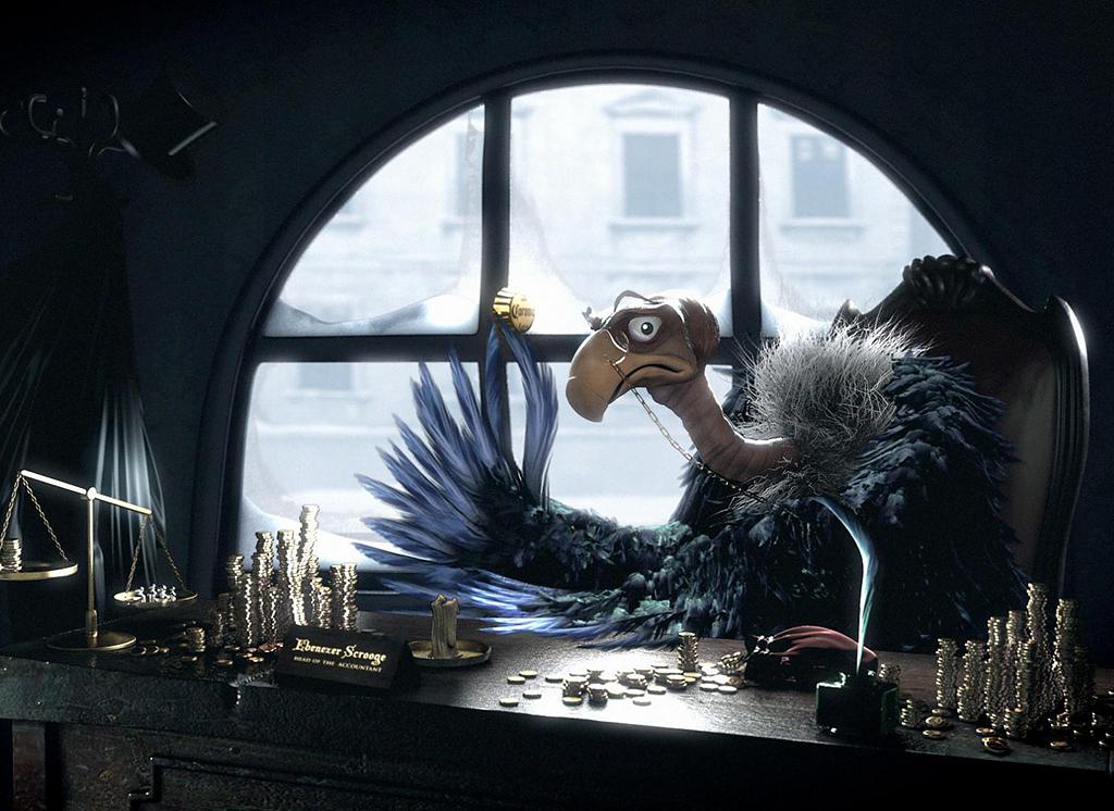 Ebenezer Scrooge - Alessandro Sabbioni