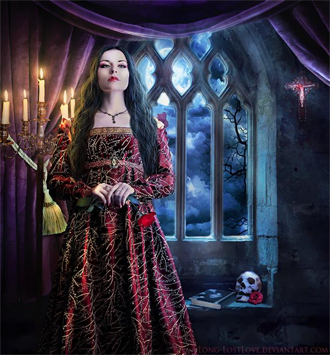 Elizabeth Bathory - Christabelle L'Amor