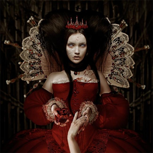 Elizabeth Bathory - Natalie Shau