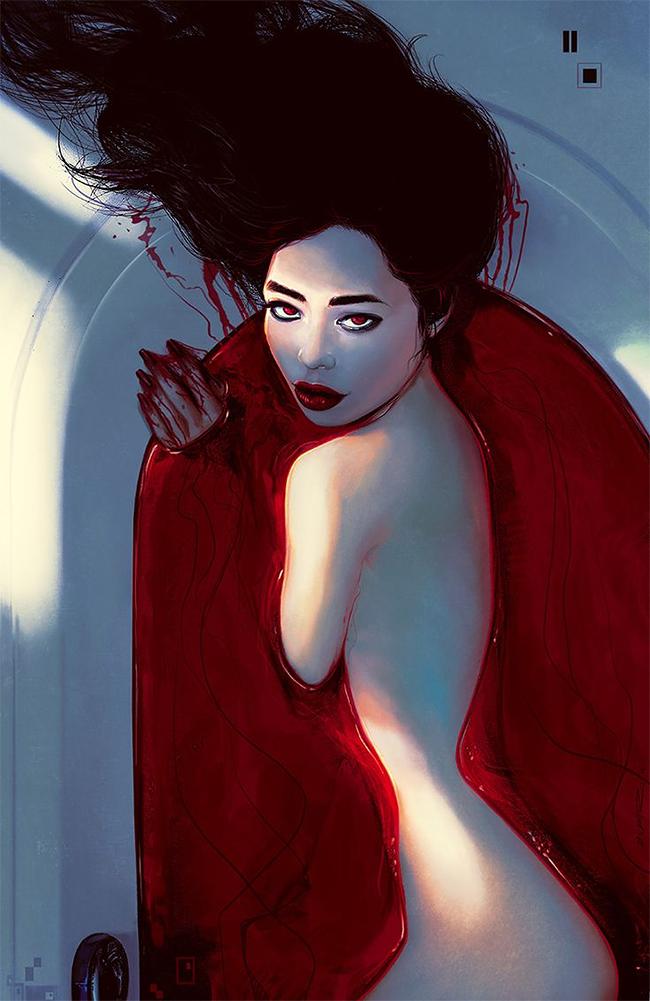Elizabeth Bathory - Oliver Wetter