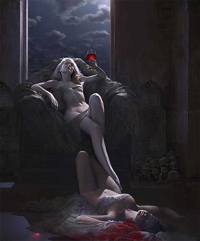 Elizabeth Bathory - Steven Stahlberg