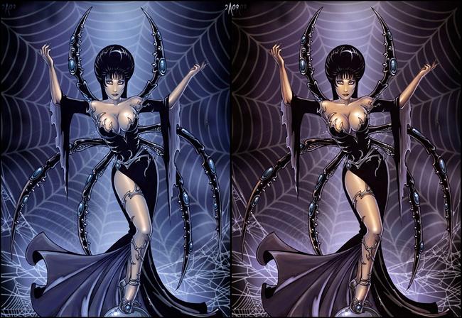 Elvira - Candra