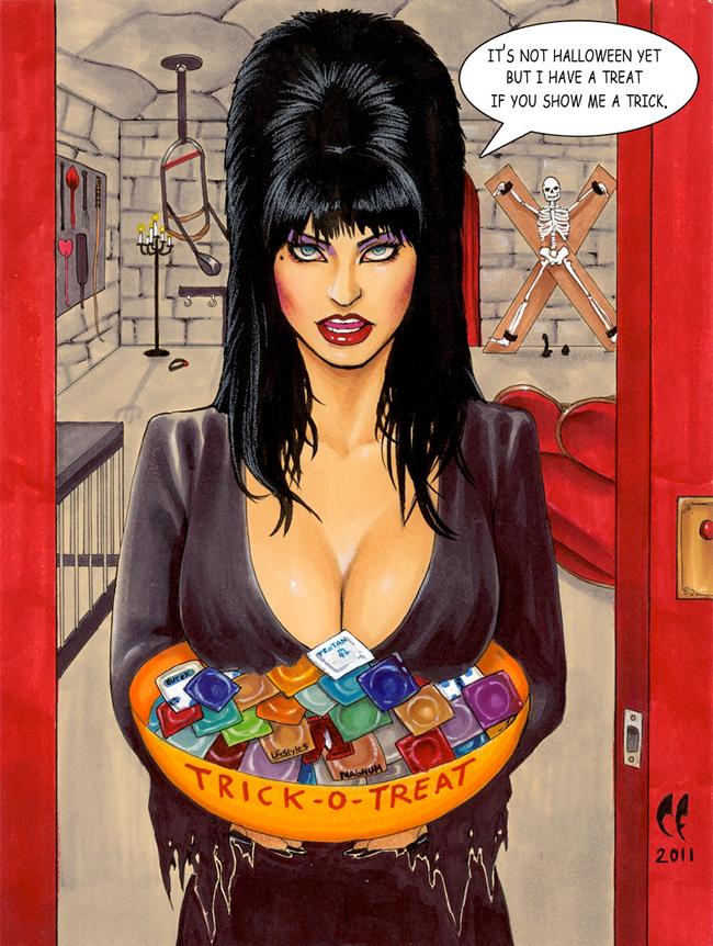 Elvira - Chris Foulkes