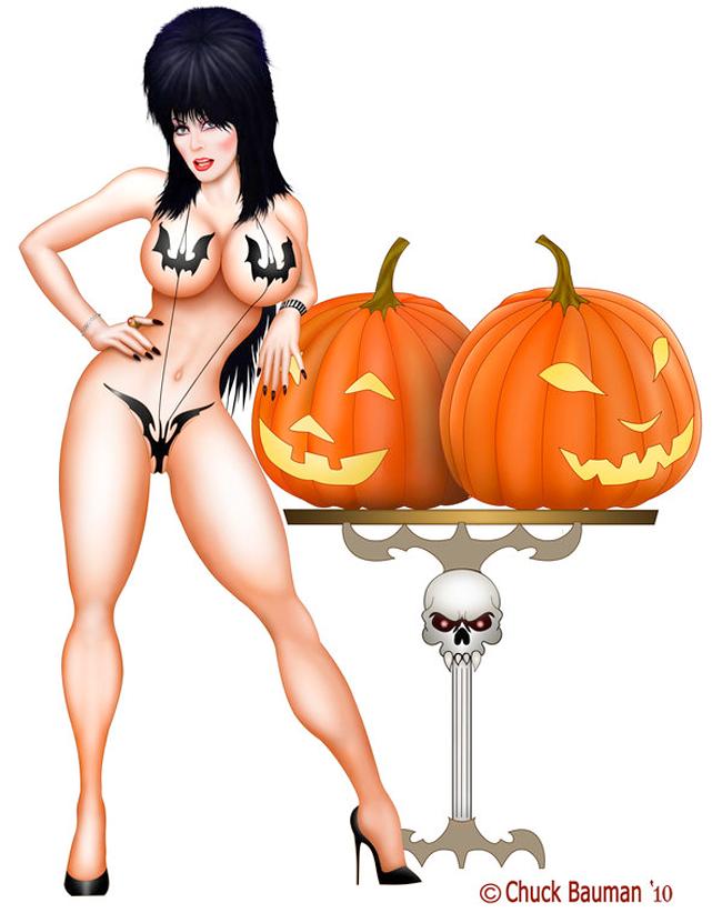 Elvira - Chuck Bauman