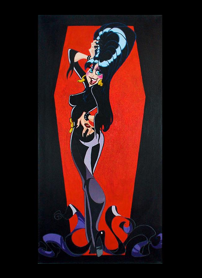 Elvira - Deviblue