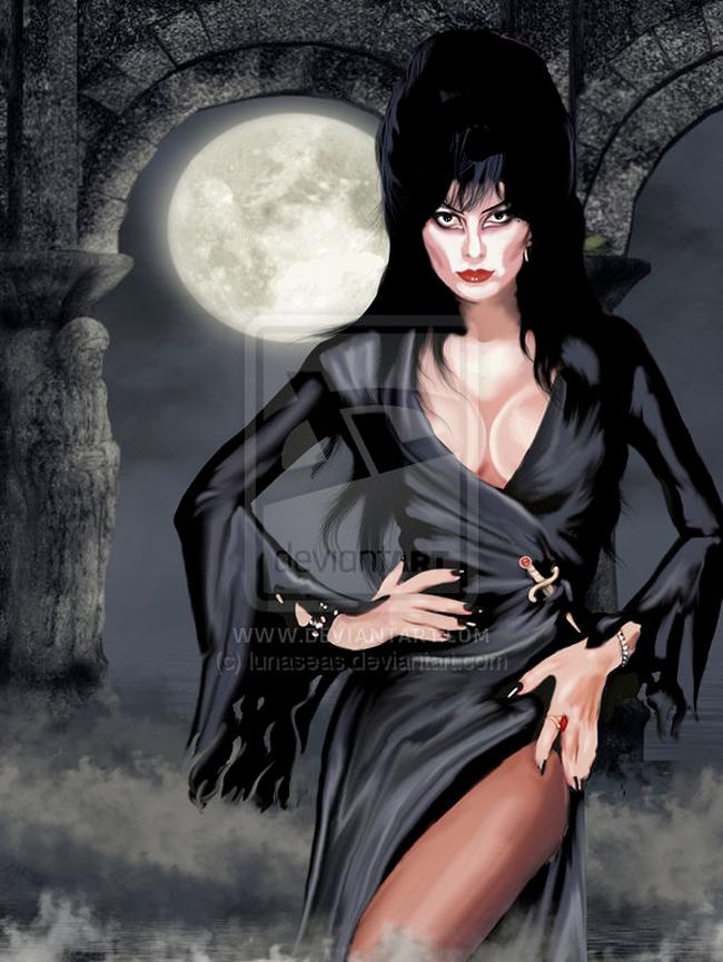 Elvira - Kirsten Maloney
