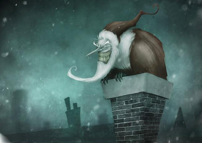 Evil Santa Claus - Jimmy Kerast