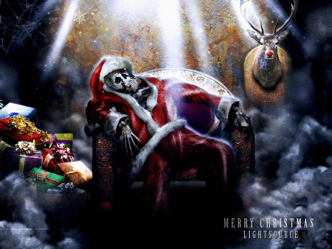 Evil Santa Claus - Leonardo De Simone